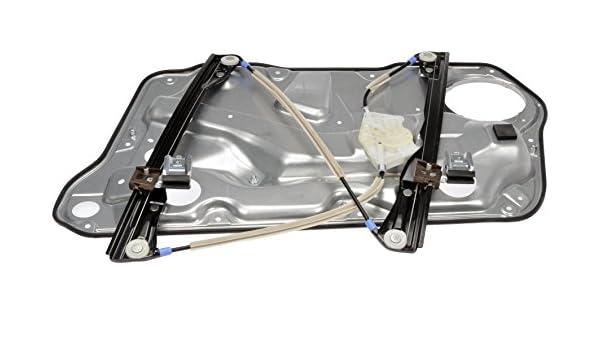 Dorman 749-270 Volkswagen Front Driver Side Window Regulator