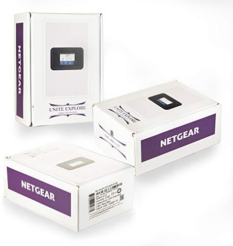 Netgear Unite Explore 4G LTE Rugged Mobile WiFi Hotspot GSM Unlocked by NETGEAR (Image #1)