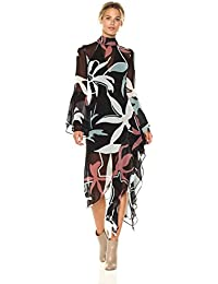 Women's Take a Hold Long Sleeve Printed Dress