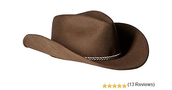 Stetson Mens Rawhide 3X Buffalo Felt Hat - Sbrawh-8334 Mink 096F65 e1bfc1e292fd