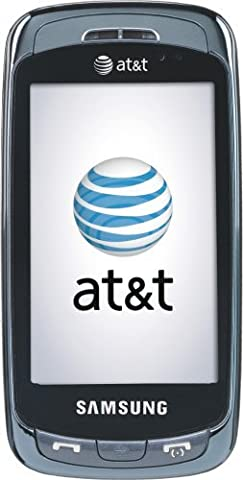 Samsung SGH-A877 Impression 3G GSM Cell Phone Black AT&T (Tmobile Go Cell Phones)