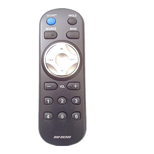 Calvas RM-RK300 Remote Control FOR JVC Audio System KD-PDR50 KD-PDR80 KD-R200 KD-R208 KD-R210 KD-R300