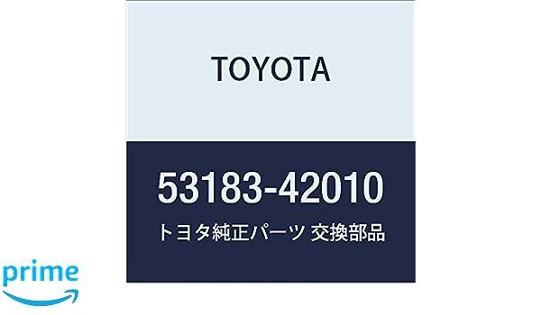 Toyota 53183-42010 Headlamp Cover Seal
