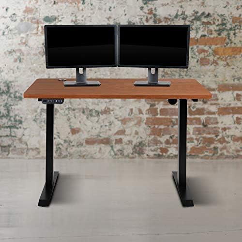Flash Furniture Electric Height Adjustable Standing Desk