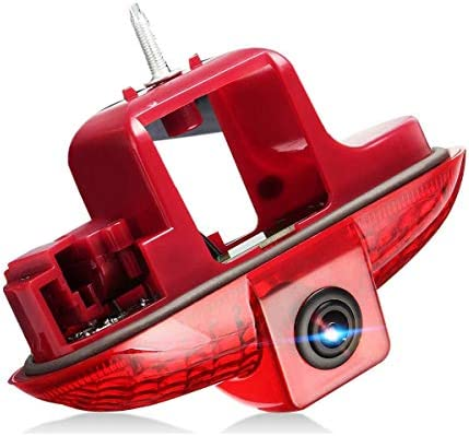 Tiamu 逆戻りカメラ 逆転 170度車の予備品のカメラ 背面図 Trafic 2001-2014用