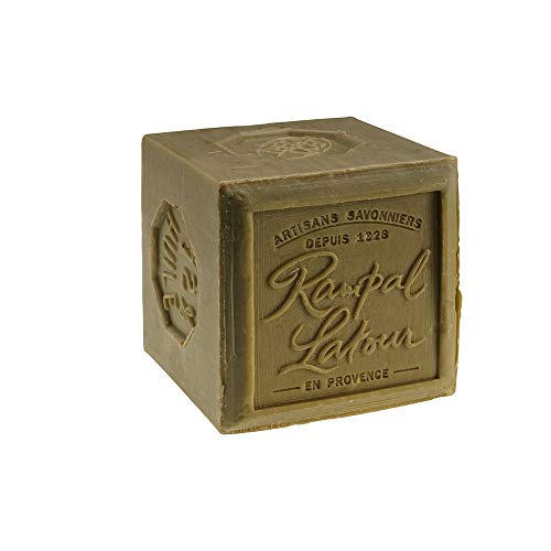 Traditional Marseille Soap Olive Oil Green 600g 21 oz Rampal Latour since 1828