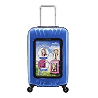 Selfie Club Picture Frame 20-inch Carry On Hardside Spinner Suitcase Deals