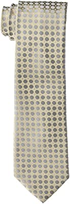 Calvin Klein Men's Power Dot Tie