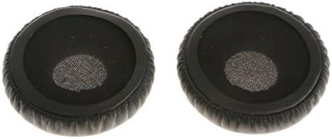 B Baosity E40 E40BTヘッドフォン用 イヤークッション イヤーパッドカバー - ブラック