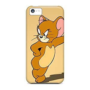Slim Fit Tpu Protector Shock Absorbent Bumper Jerry Case For Iphone 5c