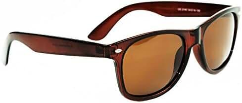 Eye Love Polarized Sunglasses for Men & Women w/ UV Blocking, Glare-Free Lenses