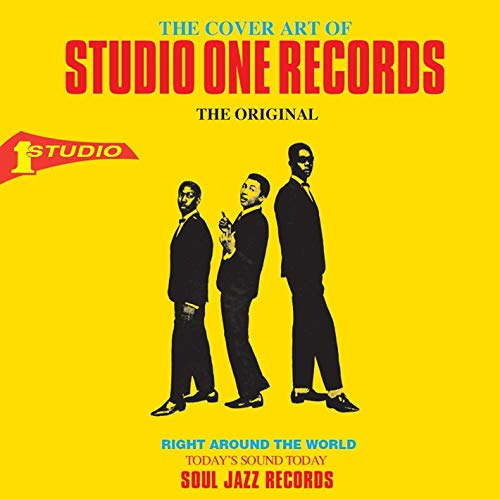 The Cover Art of Studio One Records