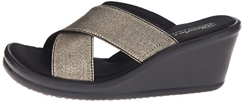 ad877df4f659 Skechers Cali Women s Rumblers Gore-Geous Wedge - Import It All