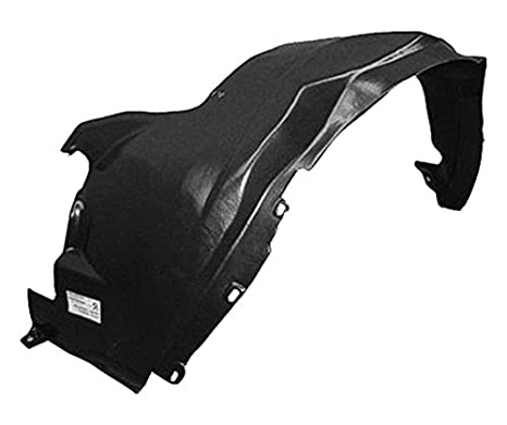Partslink Number NI1248119 OE Replacement Nissan//Datsun Maxima Front Driver Side Fender Inner Panel