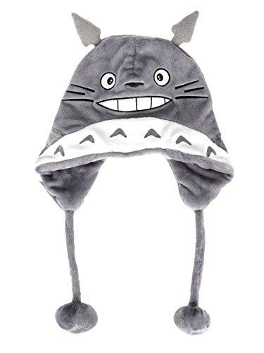 Totoro Cappellino Di Invernale Ponpon Coolchange Con Yfb6gy7