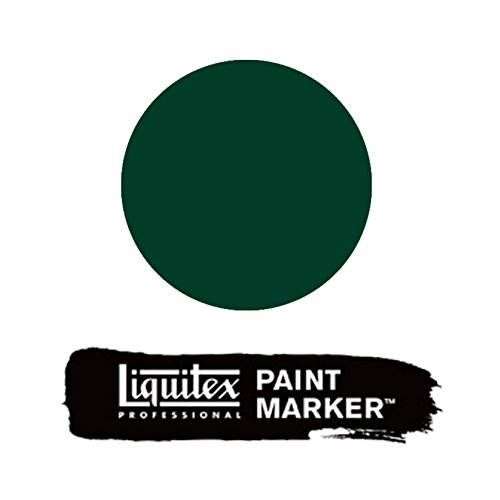 Liquitex Professional Fine Paint Marker, Phthalocyanine Green Blue Shade
