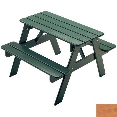 Little Colorado Child's Picnic Table (Natural)