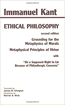 grounding of metaphysics of morals philosophy essay Presentation: kant's groundwork of the metaphysics of morals this essay presentation: kant's groundwork of the metaphysics of morals and other 63,000+ term papers, college essay examples and.