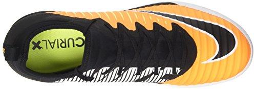 Nike Mens Mercurialx Finale Ii Ic Laser Orange / Svart / Vit Storlek 7