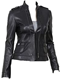 Amazon.com: 6X - Leather & Faux Leather / Coats, Jackets & Vests: Clothing, Shoes & Jewelry