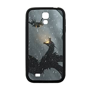 Warrior Battle With Monster Hot Seller Stylish Hard Case For Samsung Galaxy S4