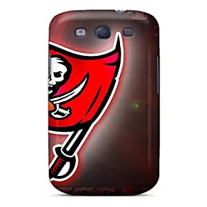 PtA3019TCjS Tpu Phone Case With Fashionable Look For Galaxy S3 - Tampa Bay Buccaneers