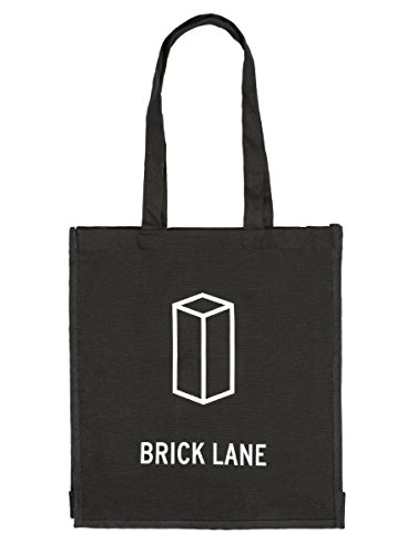 Tower London Nero Brick Lane Tela Borsa
