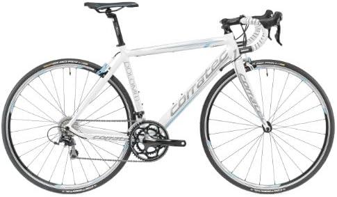 Corratec - Bicicleta de carretera (aluminio, de carreras, 55 cm) , talla 55 cm: Amazon.es: Deportes y aire libre