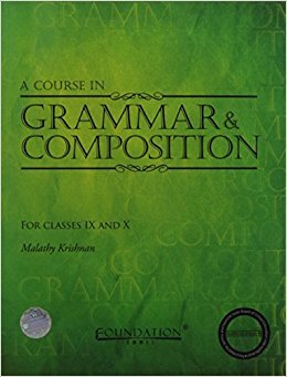 Download A Course in Grammar & Composition: For Classes IX & X ebook