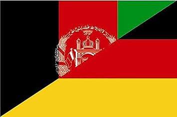 U24 Fahne Flagge Afghanistan Deutschland Bootsflagge
