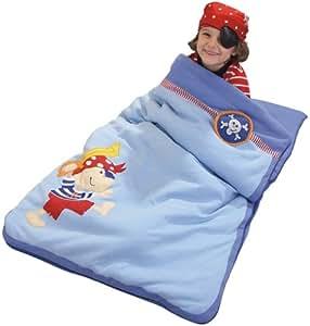 Haba 3160 - Saco de dormir, diseño de pirata