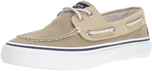 Sperry BAHAMA 2-EYE Herren Sneakers Beige