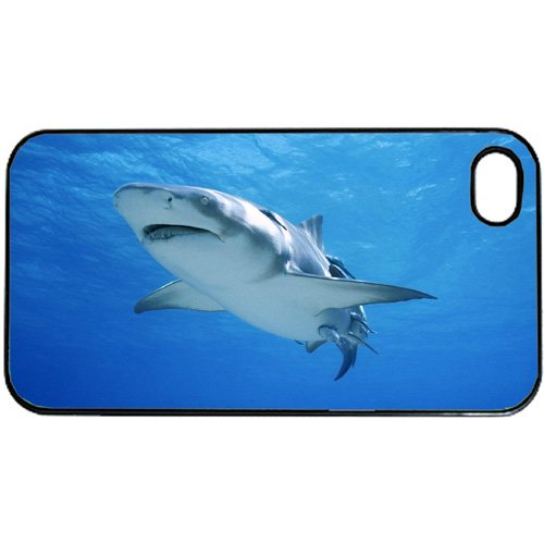 iphone 4 case shark - 9