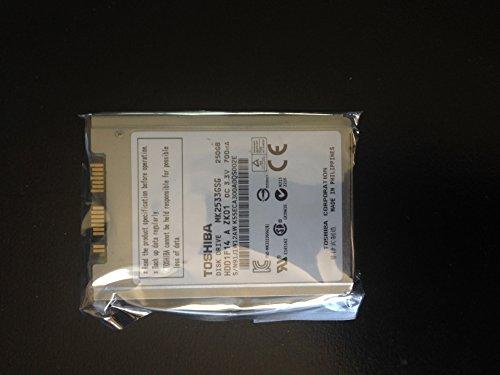 """250GB microSATA 5400RPM 1,8"""""""