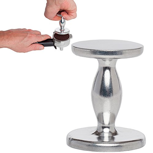 Aluminum Coffee Tamper Barista Espresso Tamper Dual Sided 50mm 55mm Press Tool