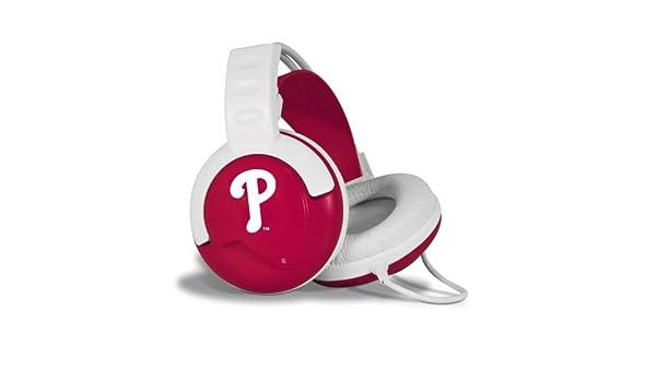 Pangea Brands Fan Jams MLB Headphones Philadelphia Phillies