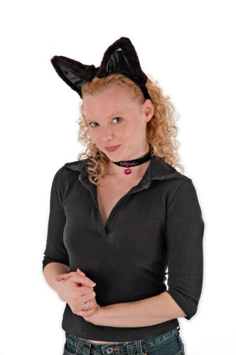 Kitty Accessory Kit (elope Black Cat Costume Kit)