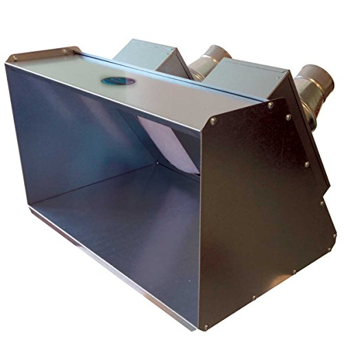 Paasche HSSB-30-16 Hobby Spray Booth, 30-Inch Wide by 18-Inch High by Paasche Airbrush