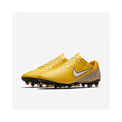 Adulto Unisex white Ag Njr Multicolor Zapatillas Vapor Nike 12 pro black amarillo 001 xvq40YwE