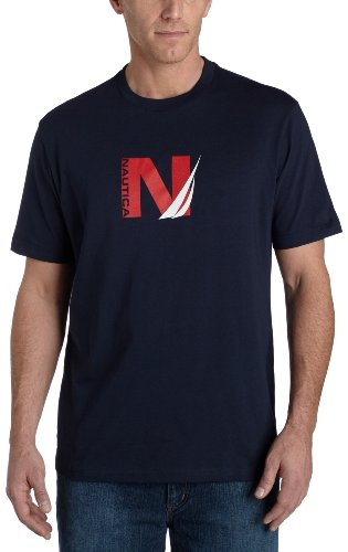 Nautica Men 39 S Big N Tall T Shirt Buy Online In Uae