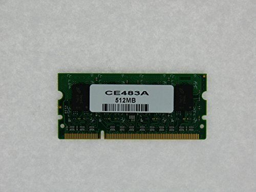512MB DDR2 144pin DIMM Memory for HP LaserJet P401...