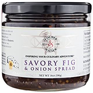 product image for Fischer & Wieser Savory Fig & Onion Spread 14Oz. Limited Edition (1 Jar)