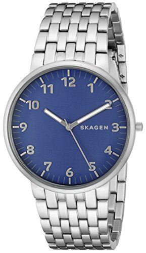 Skagen-Mens-SKW6201-Ancher-Stainless-Steel-Link-Watch