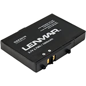 lenmar replacement battery for nintendo ds lite replaces oem nintendo usg 003. Black Bedroom Furniture Sets. Home Design Ideas