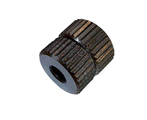 HHIP 2220-0216 Straight Shape-Medium Knurling Wheel, 3/4