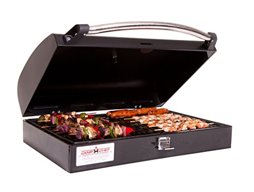 - Camp Chef Professional Barbecue Grill Box for 3 Burner Stove