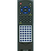 Replacement Remote Control for YAMAHA HTR6080BL, RXV861BL, HTR6080, RAV326, WJ194400
