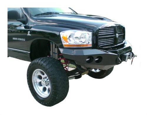 road armor bumper for dodge - 7