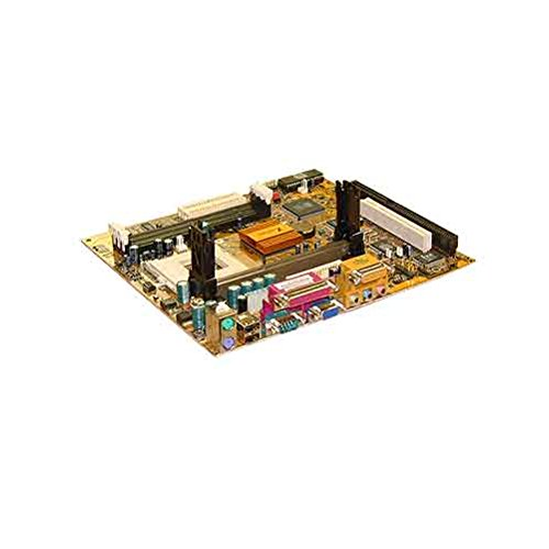 (PC Chips MB741LMRT Pentium III motherboard with 1 ISA slot. 1 PCI, 1 ISA shared slot. 3 DIMM sockets. On-Board audio and video. Support both socket 370 and slot 1 processors.)