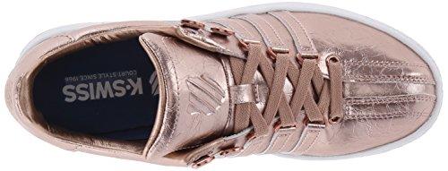 white K Rose swiss Shoe Q1 4 Aged Gld Foil Classic Vn Pa8nSawxqA